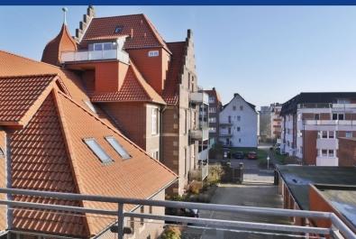 BRUNE IMMOBILIEN - Bremerhaven-Geestemünde: Mustergültig im historischen Ambiente