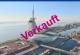 Ausblick über die Weser bis zur Nordsee