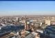 Ausblick über die Stadt