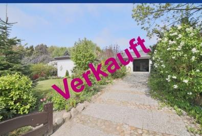 BRUNE IMMOBILIEN - Geestland-Langen: Bungalow mit Vollkeller