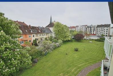 BRUNE IMMOBILIEN - Bremerhaven-Geestemünde: Schnell überall hin