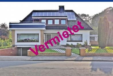 BRUNE IMMOBILIEN - Loxstedt-Stotel: Im Grünen ... doch in Stadtnähe