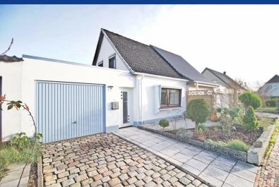 BRUNE IMMOBILIEN - Bremerhaven-Leherheide: Einfach einziehen!