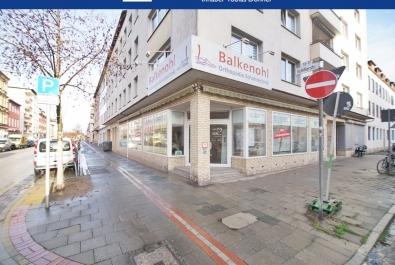 BRUNE IMMOBILIEN - Bremerhaven-Geestemünde: Mitten im Geschäftskarree