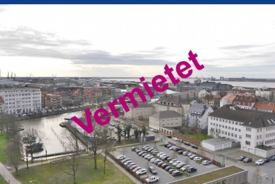 BRUNE IMMOBILIEN - Bremerhaven-Geestemünde: Tolle Aussichten