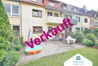 BRUNE IMMOBILIEN - Bremerhaven-Lehe: Viel Platz!
